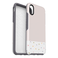 Otterbox Symmetry Protective Case Party Dip (White/Graphic) for iPhone XS/X