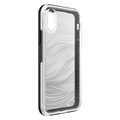 LifeProof Slam Dropproof Case Currents (Clear/White/Black) for iPhone XS/X