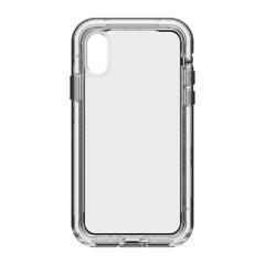 LifeProof Next Dropproof Case Black Crystal (Clear/Black) for iPhone XS/X