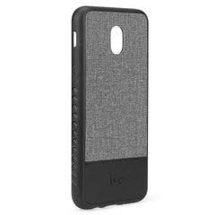 Blu Element Chic Collection Case Gray/Black for Samsung Galaxy J3 2018
