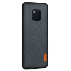 Blu Element Chic Collection Case Dark Grey for Huawei Mate20 Pro