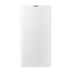 Samsung LED View Cover Case White for Samsung Galaxy S10