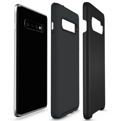 Blu Element Armour 2X Case Black for Samsung Galaxy S10