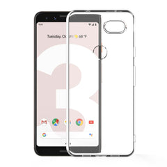 Blu Element DropZone Clear Rugged Case Clear for Google Pixel 3a XL