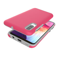 Blu Element Armour 2X Case Pink for Samsung Galaxy A50