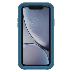 Otterbox Otter + Pop Defender Case with Swappable PopTop Winter Shade for iPhone XR