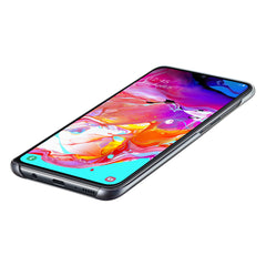 Samsung Gradation Ultra-Thin Cover Case Black for Samsung Galaxy A50