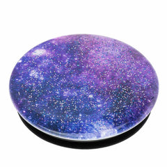 PopSockets PopGrip (Complete Swappable PopGrip) Glitter Nebula