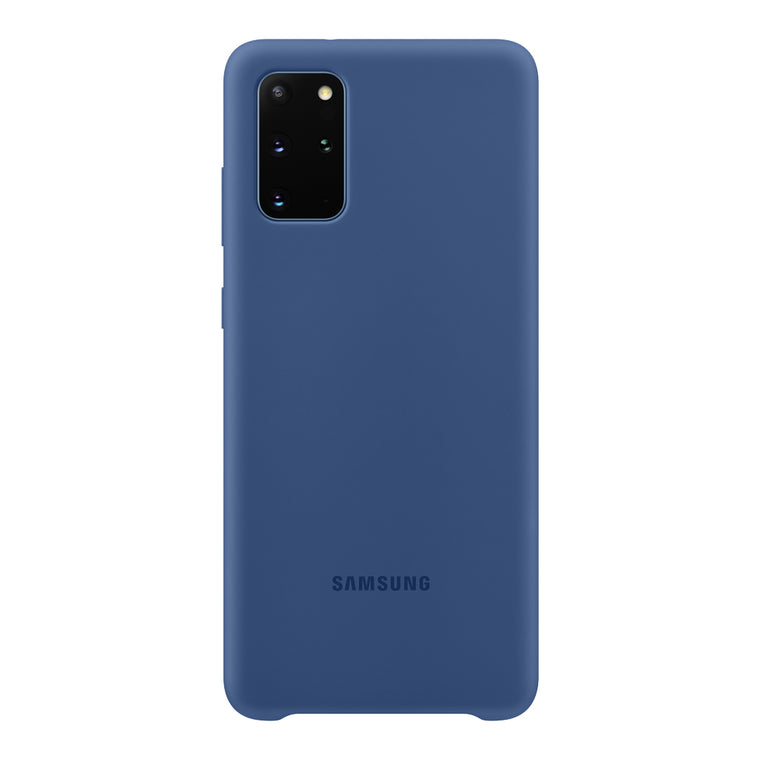 Samsung Silicone Cover Case Blue for Samsung Galaxy S20+