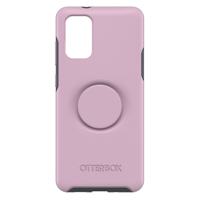 Otterbox Otter + Pop Symmetry Case with Swappable PopTop Mauvelous for Samsung Galaxy S20+