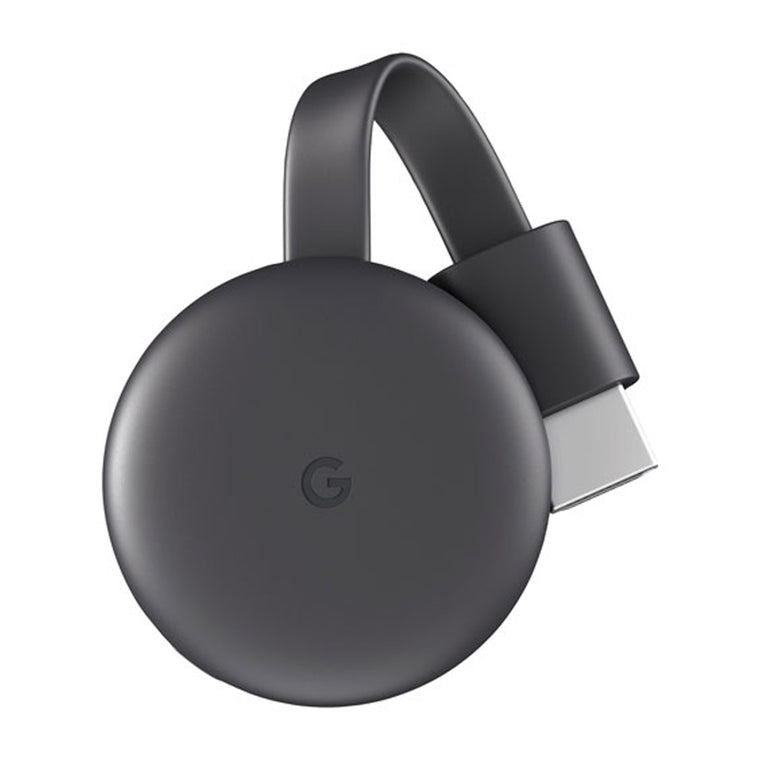 Google Chromecast Charcoal Gray