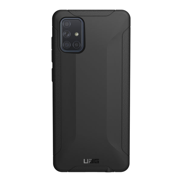 UAG Scout Rugged Case Black for Samsung Galaxy A71