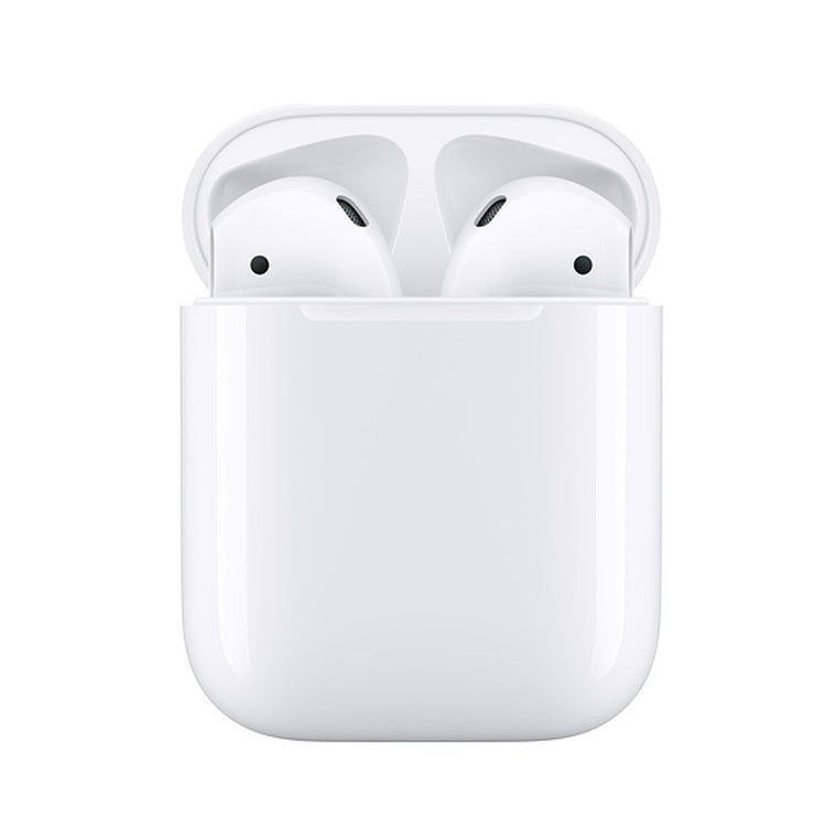 Apple AirPods 2 In-Ear Bluetooth Headphones with Charging Case