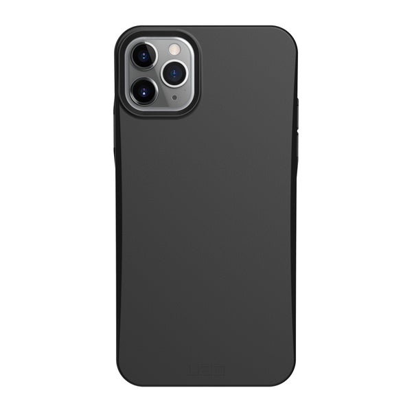 UAG Outback Biodegradable Rugged Case Black for iPhone 11 Pro Max