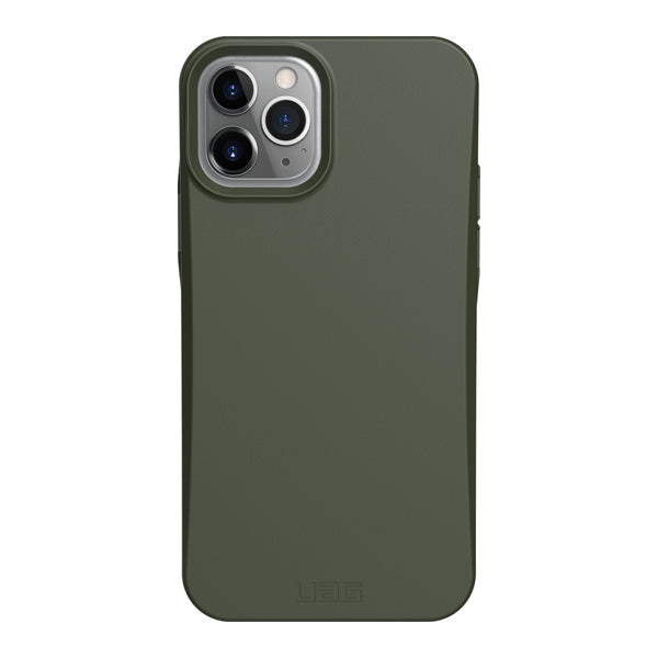 UAG Outback Biodegradable Rugged Case Olive for iPhone 11 Pro