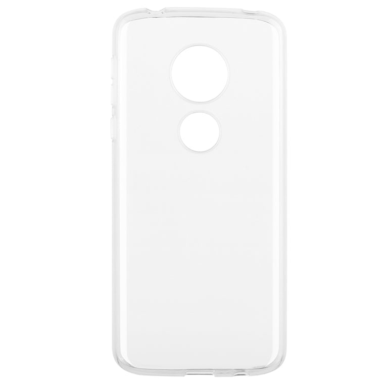 Blu Element Gel Skin Case Clear for Moto G7
