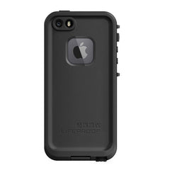 LifeProof Fre Waterproof Case Black for iPhone SE/5S/5