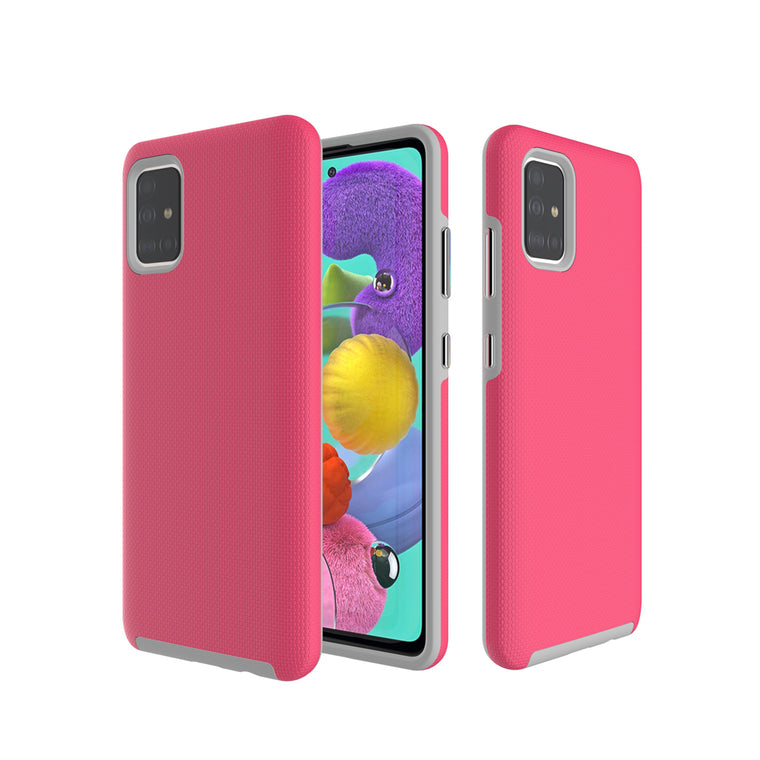 Blu Element Armour 2X Case Pink for Samsung Galaxy A51