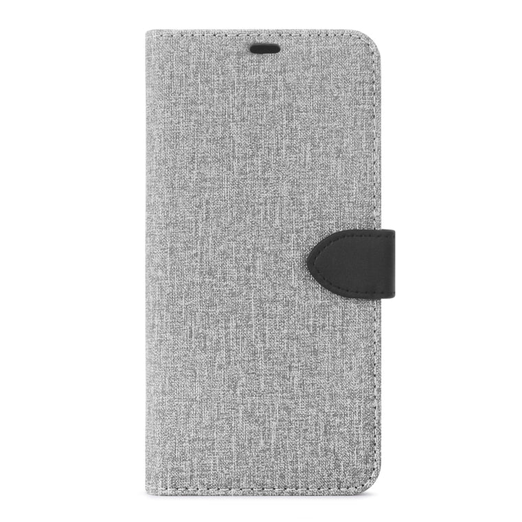 Blu Element 2 in 1 Folio Case Grey/Black for Samsung Galaxy A11
