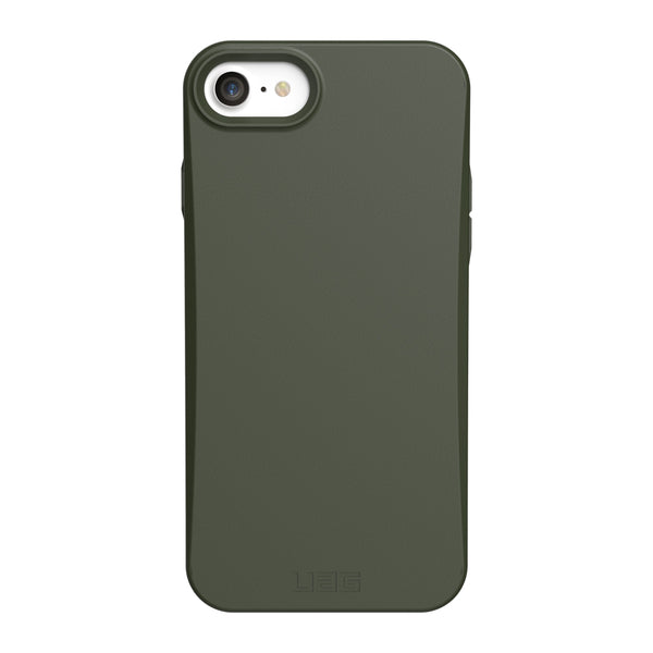 UAG Outback Biodegradable Rugged Case Olive for iPhone SE 2020/8/7/6S/6