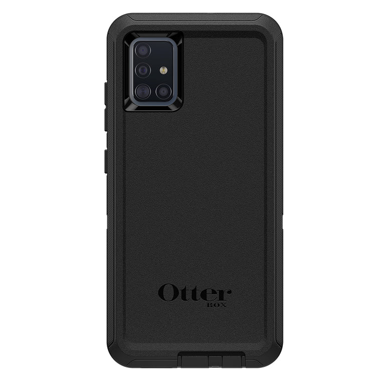 Otterbox Defender Protective Case Black for Samsung Galaxy A51
