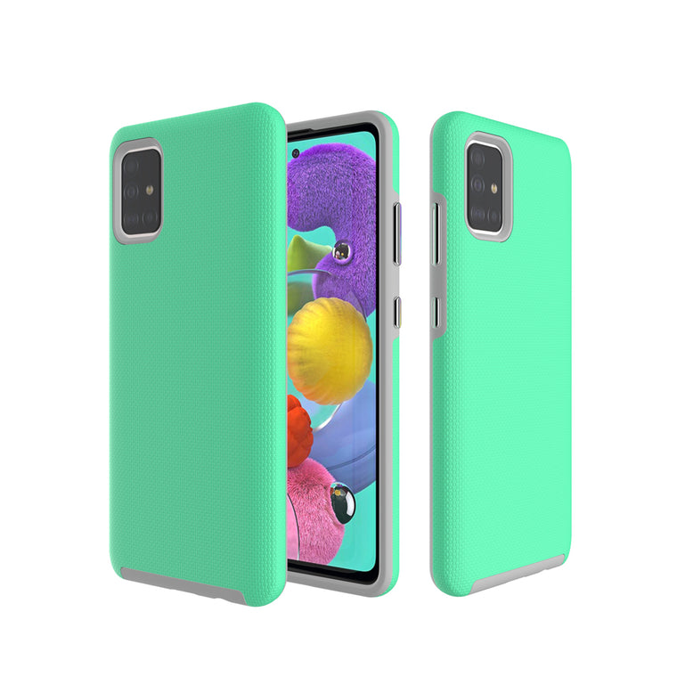 Blu Element Armour 2X Samsung Case Teal for Galaxy A51