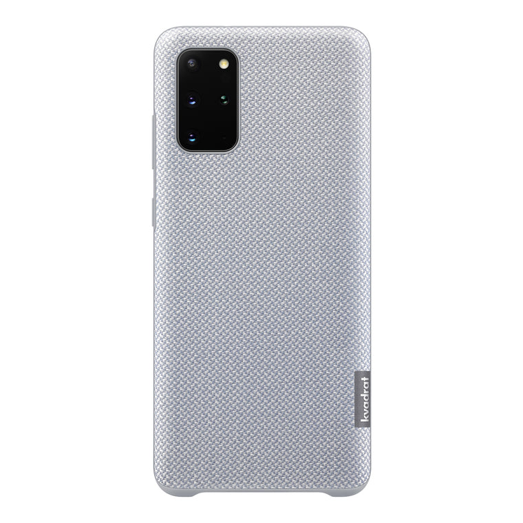 Samsung Kvadrat 100% Recycled Polyester Case Gray for Samsung Galaxy S20+