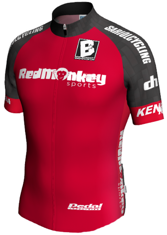 RED MONKEY '18 SPEED JERSEY