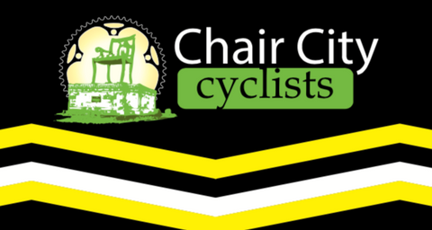 Chair City Cyclists '19 RACEDAY BAG - ships in about 3 weeks