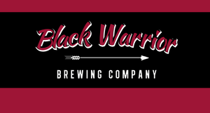 Black Warrior Brewing RACEDAY BAG - ships in about 3 weeks