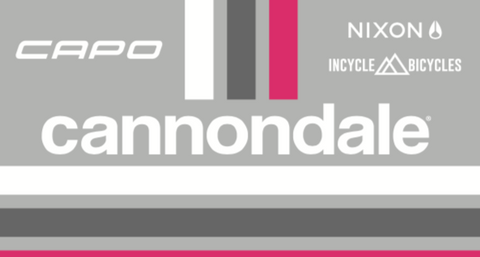 Cannondale Masters RACEDAY BAG - ships in about 3 weeks