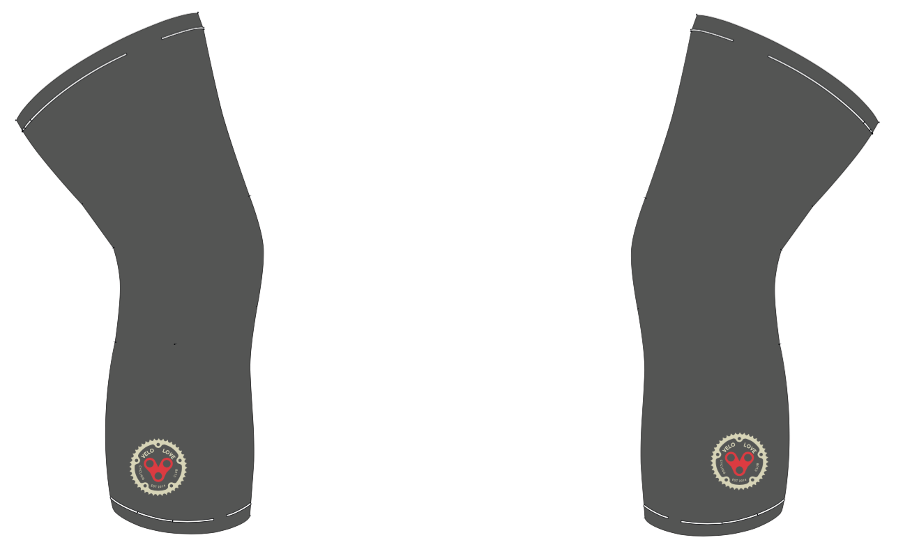 VeloLove Knee Warmers - PreOrder