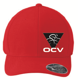 OC VELO Red Cool Dry Hat