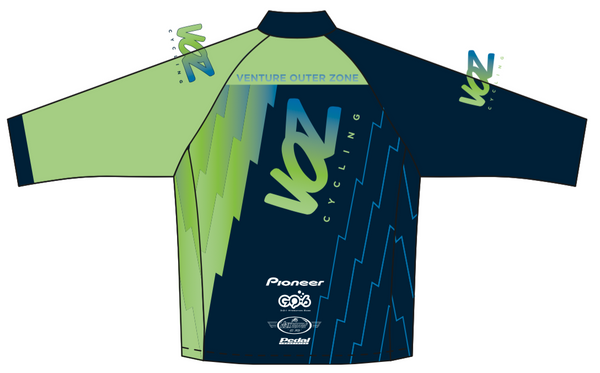VOZ ENDURO 3/4 SLEEVE