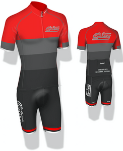 SAN CLEMENTE CYCLERY SPEED JERSEY