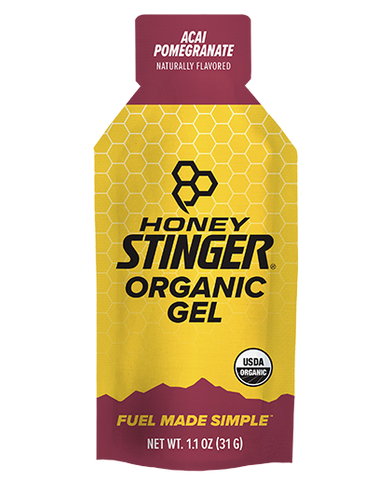 Honey Stinger Gel - ACAI POMEGRANATE