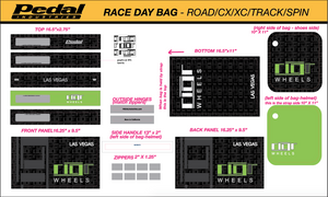 A-R RACEDAY BAG