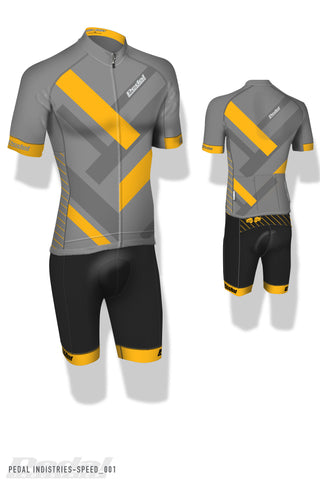 2018 PEDAL SPEED JERSEY - SUMMER - Women