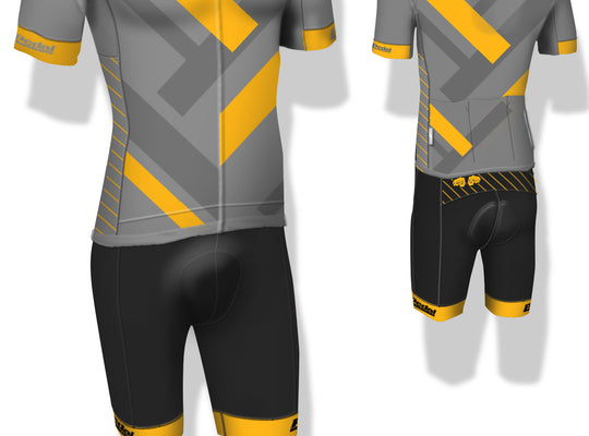 2018 PEDAL SPEED JERSEY - SUMMER