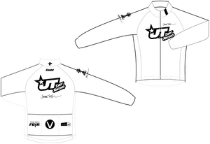 JT RACING LONG SLEEVE Fleece-lIned