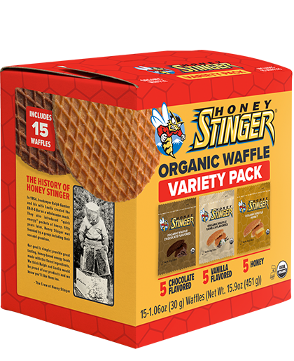 HONEY STINGER VARIETY PACK