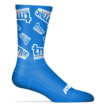 TMWC Sublimated Sock