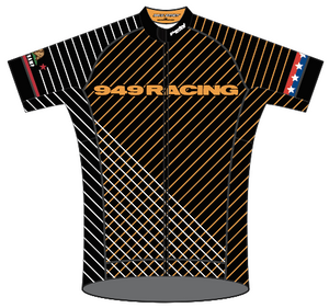 949 Racing SPEED JERSEY SHORT SLEEVE - Ships in about 4 weeks - BLACK