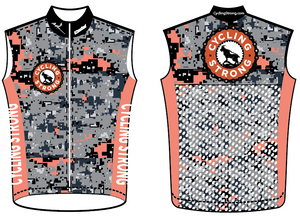 Cycling Strong Vest w/Vest - PRE ORDER