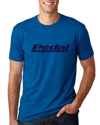 PEDALindustries Cool Blue T-Shirt
