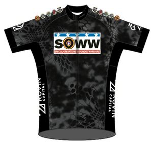 SOWW SPEED JERSEY COLOR '19 SHORT SLEEVE - Ships in about 4 weeks