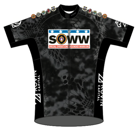 SOWW SPEED JERSEY COLOR '19 SHORT SLEEVE Ladies  - Ships in about 4 weeks