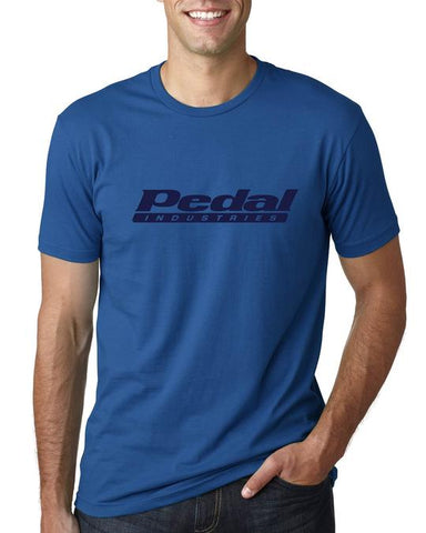 CLOSE OUT Classic PEDAL T-shirt - BLUE