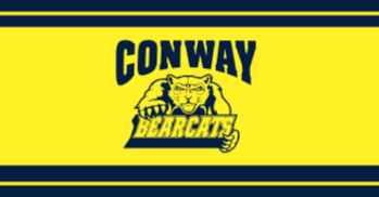 Conway Bearcats RACEDAY BAG - ships in about 3 weeks