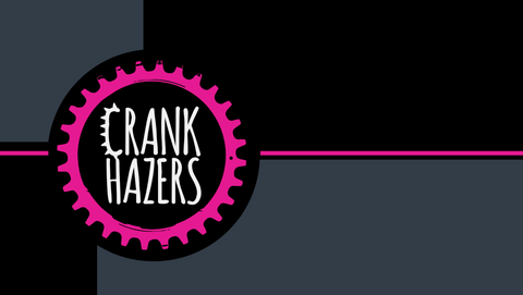 Crank Hazers RACEDAY BAG - ships in about 3 weeks